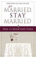 Get Married, Stay Married eBook