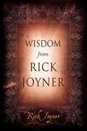 Wisdom From Rick Joyner eBook