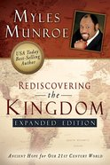 Rediscovering the Kingdom (Expanded Edition) eBook