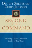Second in Command eBook