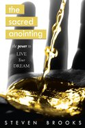 The Sacred Anointing eBook