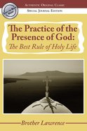 The Practice of the Presence of God eBook