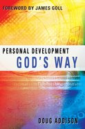 Personal Development God's Way eBook