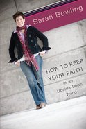 How to Keep Your Faith in An Upside Down World eBook