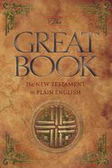 The Great Book: Plain English New Testament eBook