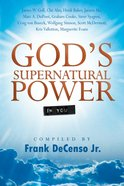 God's Supernatural Power in You eBook