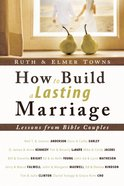 How to Build a Lasting Marriage eBook