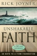 Unshakable Faith eBook