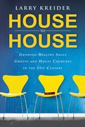 House to House eBook