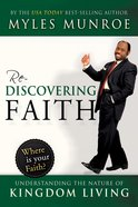 Rediscovering Faith eBook