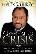 Overcoming Crisis eBook