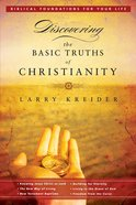 Discovering the Basic Truths of Christianity eBook