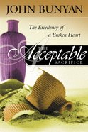 The Acceptable Sacrifice eBook