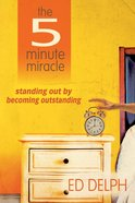 The Five-Minute Miracle eBook