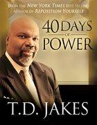 40 Days of Power eBook