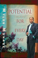 Potential For Every Day eBook