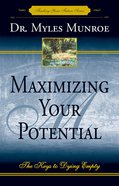 Maximizing Your Potential eBook