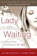 Lady in Waiting (Includes Journal And Study Guide) eBook
