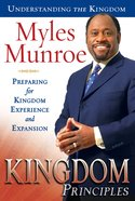 Kingdom Principles (#02 in Understanding The Kingdom Series) eBook