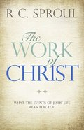 Ct: The Work of Christ Hardback