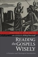 Reading the Gospels Wisely Paperback
