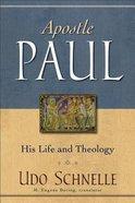 Apostle Paul Paperback