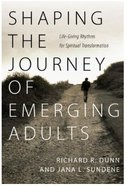 Shaping the Journey of Emerging Adults Paperback