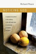 Noticing God Paperback