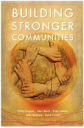 Building Stronger Communities Paperback
