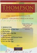 KJV Thompson Chain Reference Bible (Red Letter Edition) Paperback