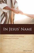 In Jesus Name Paperback