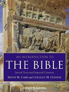 An Introduction to the Bible Paperback
