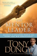 The Mentor Leader Paperback