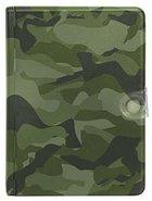 Ntv Biblia Metal Camouflage (Black Letter Edition) (Metal Bible) Metal