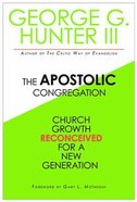 The Apostolic Congregation Paperback