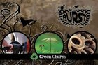 Burst - Green Church (Student) Paperback
