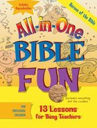 Heroes of the Bible - Preschool (Bible Fun) (All In One Bible Fun Series)
