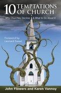 10 Temptations of Church Paperback