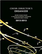 Choir Directors Organizer 2012-2013