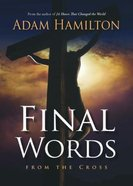 Final Words Hardback