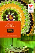 Pieces of the Heart (Quilts Of Love Series) Paperback