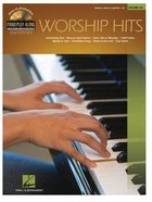 Worship Hits Piano Play-Along Volume 122 (Music Book)