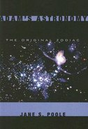 Adam's Astronomy Paperback
