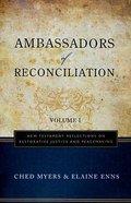 Ambassadors of Reconciliation (Vol 1) Paperback