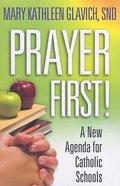 Prayer First! Paperback