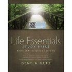 HCSB Life Essentials Study Bible