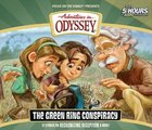 The Green Ring Conspiracy (4 CDS) (#53 in Adventures In Odyssey Audio Series) CD
