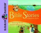 Bible Stories For Growing Kids CD