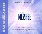 Message Complete Bible on Audio CD (66 Cds) CD
