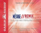 Message Remix Psalms and Proverbs 5 CDS (Unabridged) CD